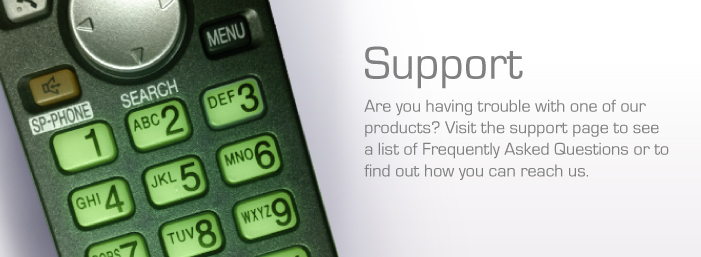 Support - Visit the ACO Support page for help with our software.